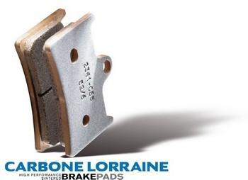 Cession de l'activité plaquettes de freins frittés de Carbone Lorraine.