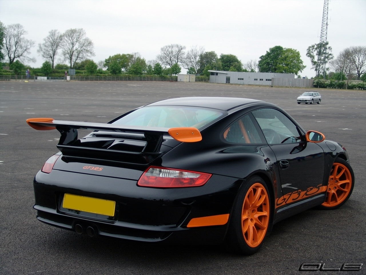 photos du jour porsche 997 gt3 rs et speedster. Black Bedroom Furniture Sets. Home Design Ideas