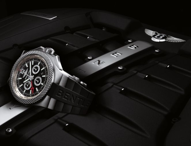 Bentley GMT Light Body B04, c'est une montre