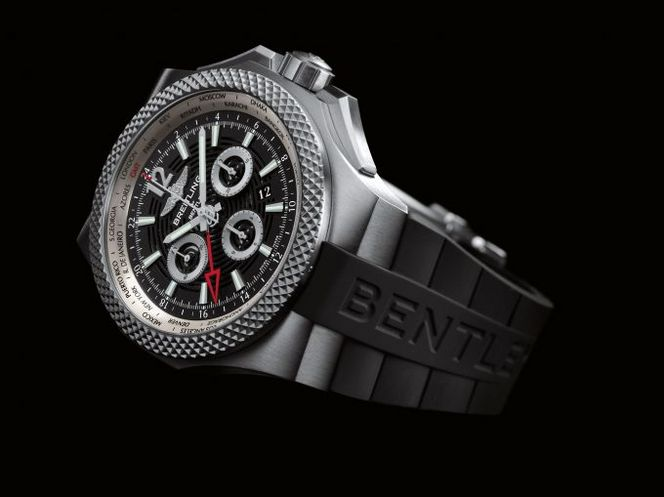 Bentley GMT Light Body B04, c'est une montre