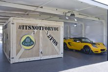 Goodwood : la future Lotus se montre