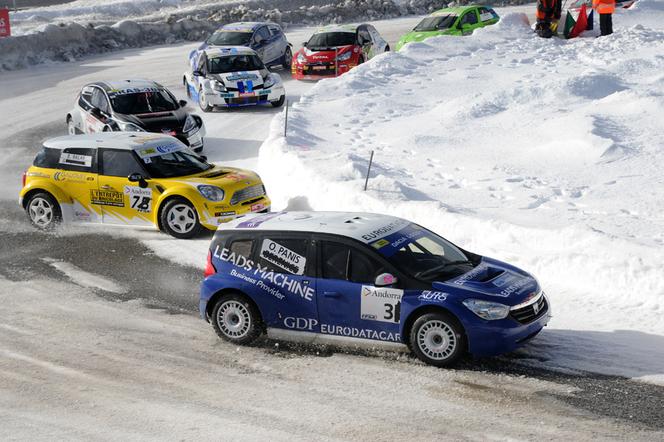 Trophée Andros/Andorre - Dayraut assure, Rivière en challenger
