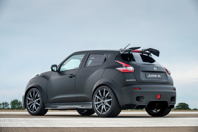 Goodwood : Nissan lance le Juke-R 2.0
