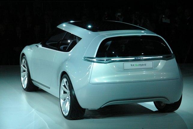Salon de Genève 2008 : Saab 9-X BioHybrid reçoit le prix du Meilleur Concept-car