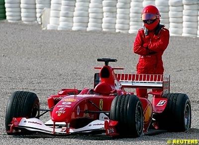"""Moto GP - Rossi: """" Je regrette de ne pas avoir été chez Ferrari"""""""
