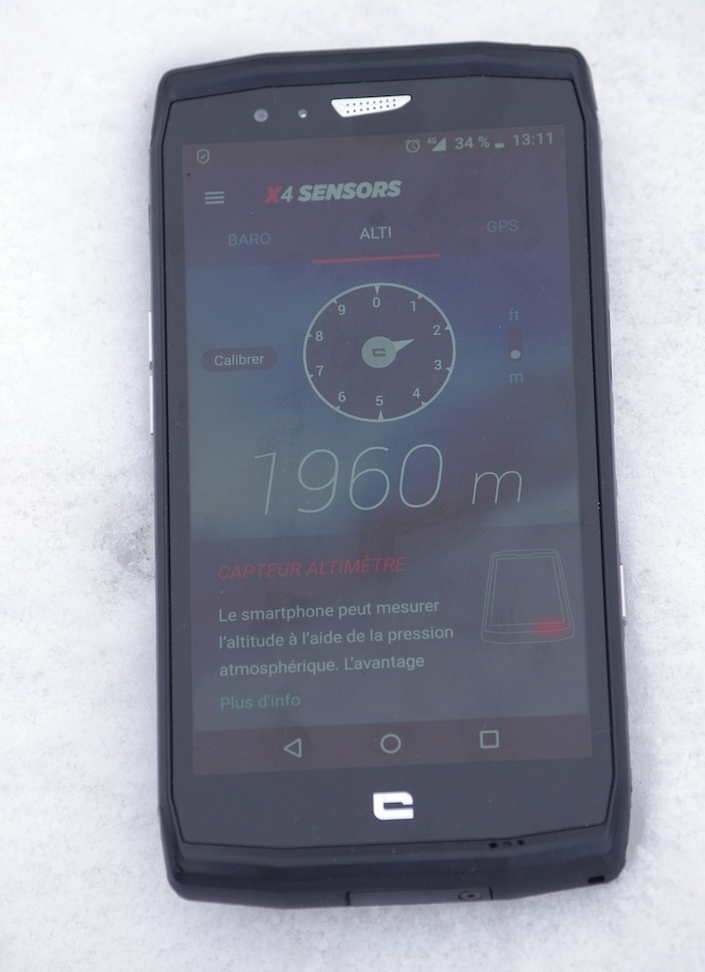 Crosscall Trekker-X4 - 1er smartphone avec action cam intégrée S1-crosscall-trekker-x4-smartphone-avec-action-cam-integree-l-essai-580620