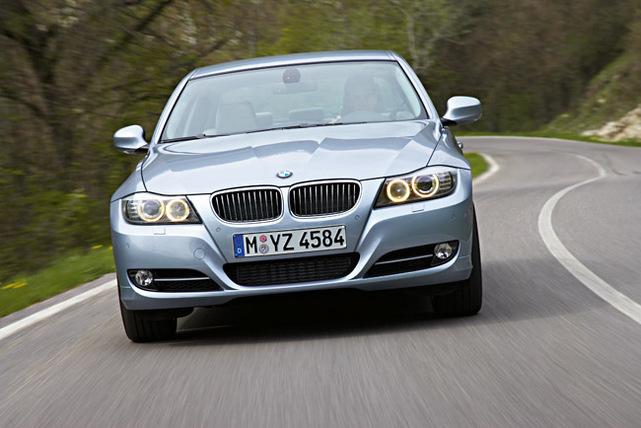 La nouvelle BMW Série 3 débarquera au Mondial de Paris 2008