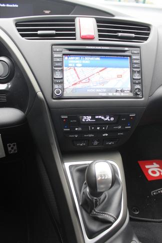 Essai - Honda Civic 1.6 i-DTEC : taillée pour l'Europe