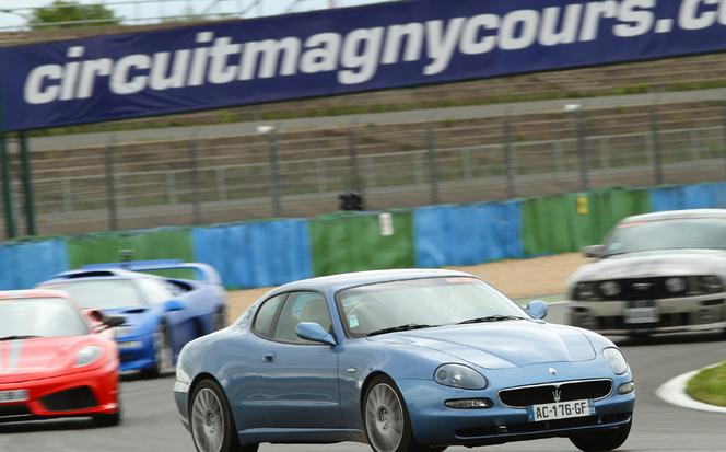 Jaguar une nouvelle fois partenaire des GT Days
