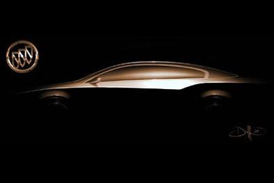 Buick Invicta Concept: rendez-vous le 19 avril
