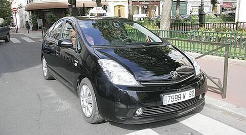 Entreprise de taxis G7 à Paris : une flotte de 68 véhicules écolos !