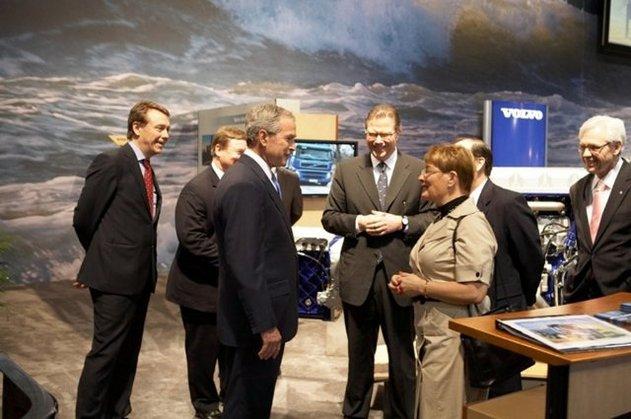 Groupe Volvo au WIREC : 7 poids lourds moins polluants présentés