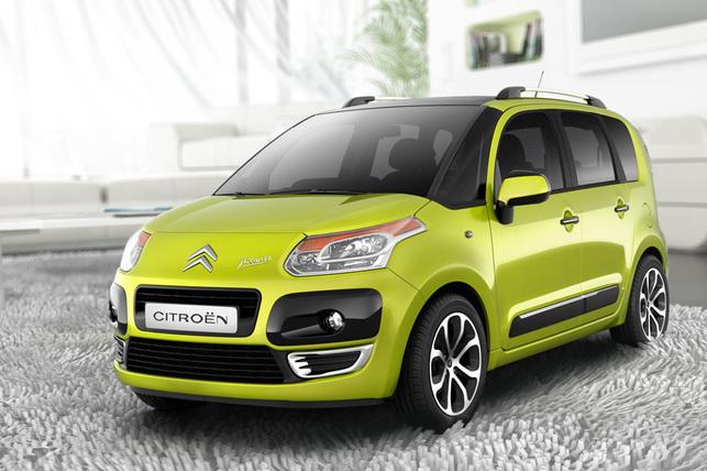 Un petit monospace signé Citroën
