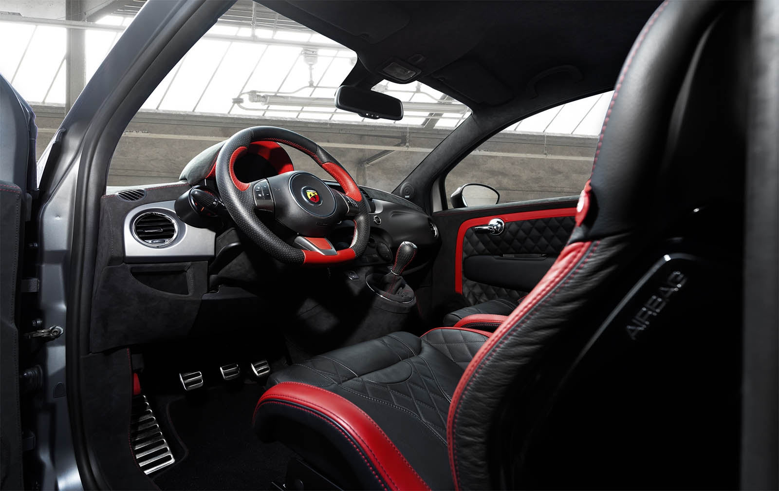 un pr parateur d voile une abarth 500 de plus de 400 ch. Black Bedroom Furniture Sets. Home Design Ideas