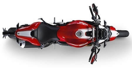 Ducati Monster 1200 R : 160 chevaux en vente libre dès 2016 [+ vidéo]