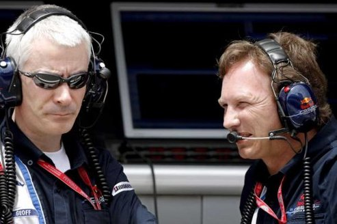 F1 Red Bull : Geoff Willis s'en va