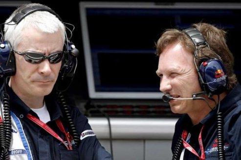 F1 Red Bull : Geoff Willis s'en va
