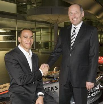 Formule 1: Hamilton avec Alonso