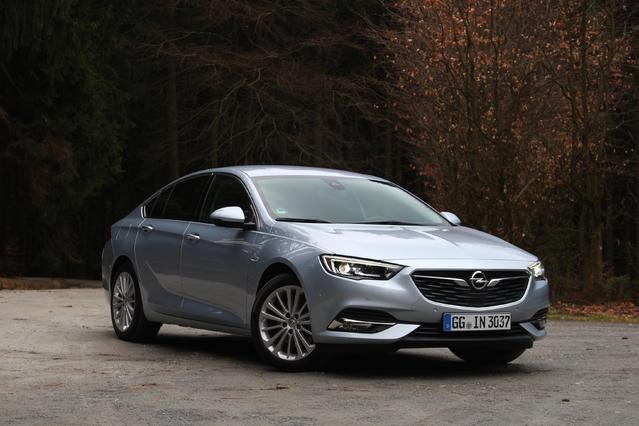 Essai vidéo - Opel Insignia Grand Sport : appellation non conforme