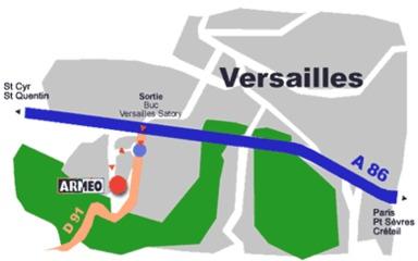 Formule 1 - France: Le Grand Prix à Versailles en ballotage défavorable