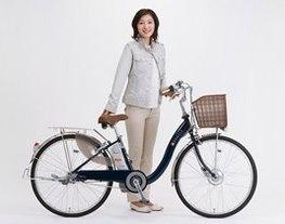Japon : Sanyo sort un nouveau vélo électrique à freinage récupératif
