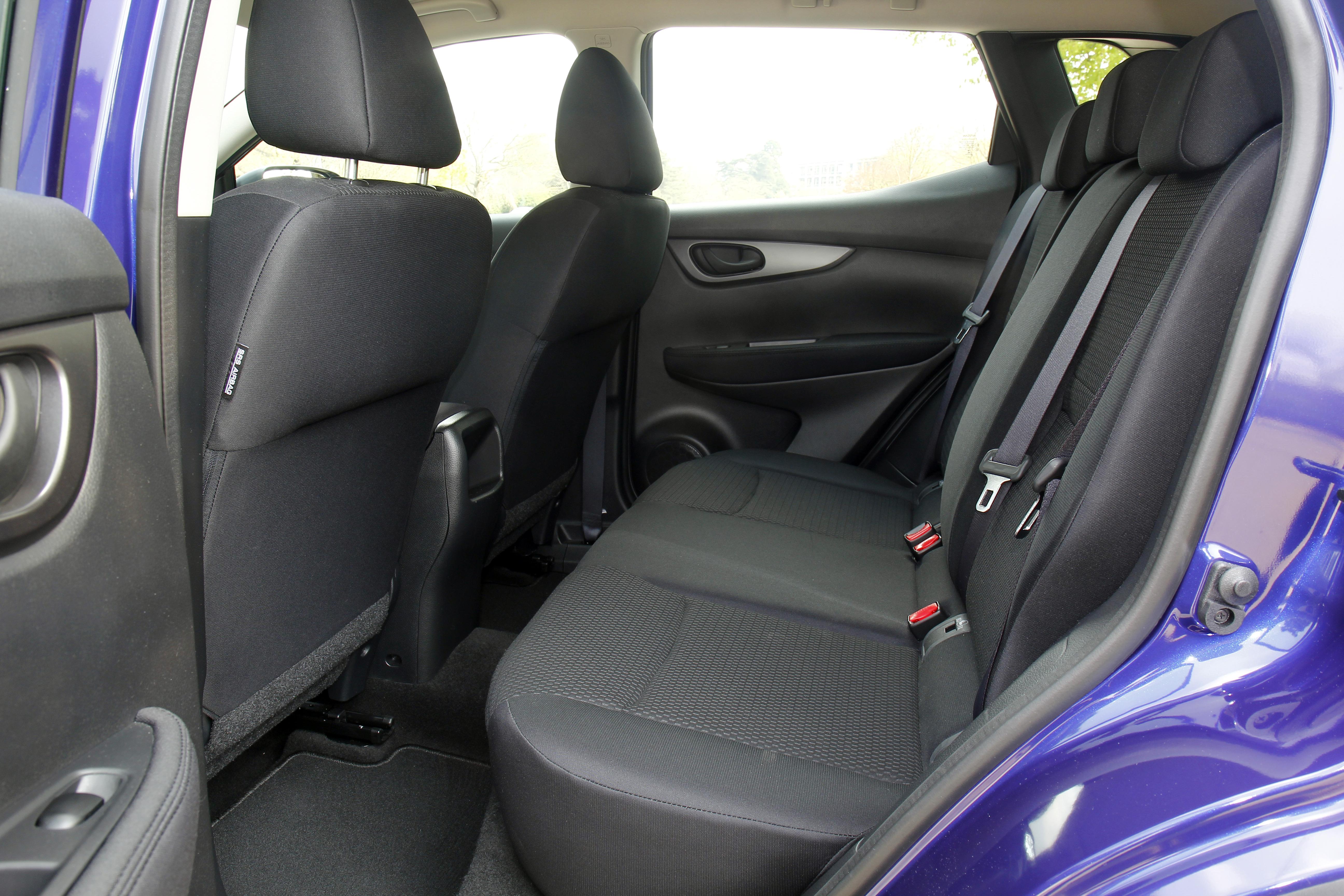 A L Int 233 Rieur Du Nissan Qashqai 1 5 Dci 110 Ch
