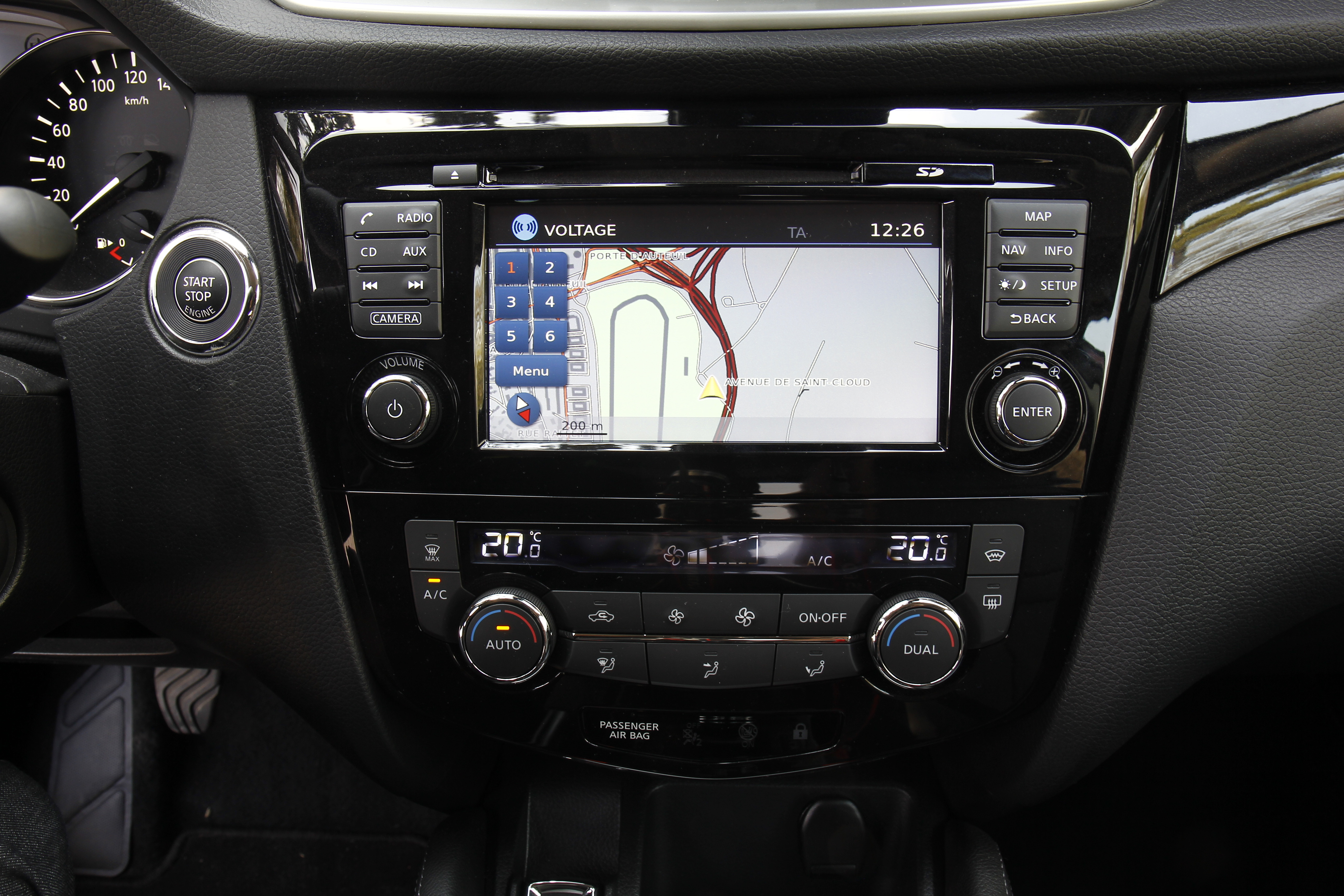 Stunning Nissan Qashqai Interieur Ideas - Ideeën Voor Thuis ...