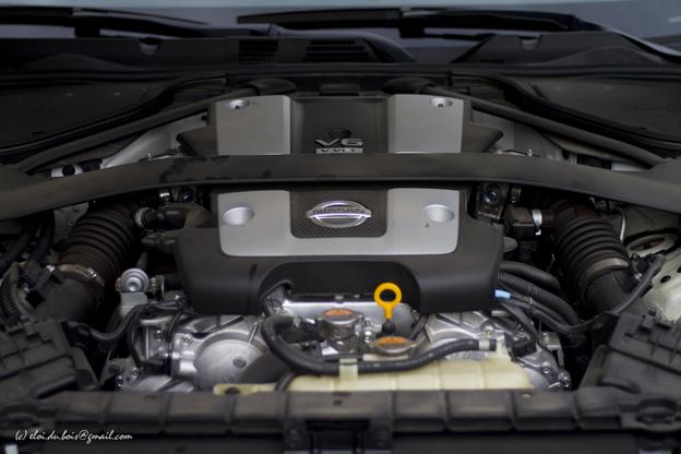 Les virées Caradisiac - Nissan 370Z Roadster : pour célébrer l'été indien !