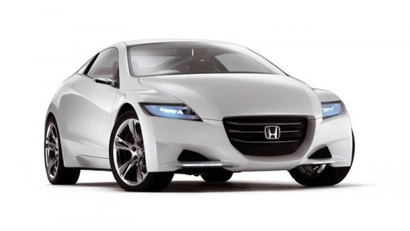 Salon de Genève 2008 : un Concept Honda hybride