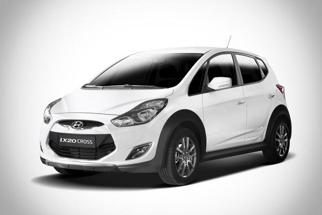 Hyundai ix20 Cross, petit monospace des champs
