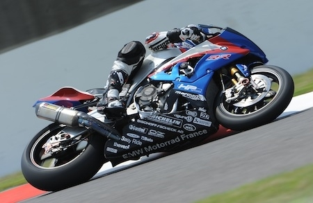 Le Team BMW Motorrad France vise la victoire en Allemagne: ils ont dit...