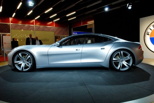 Salon de Genève 2008/Fisker Automotive, Inc. : la Fisker Karma
