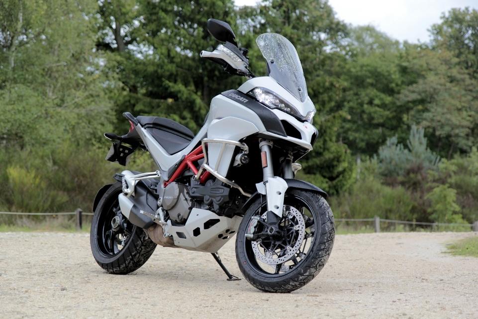 Essai Ducati Multistrada 1200 S DVT full power : vous avez dit électronique ?