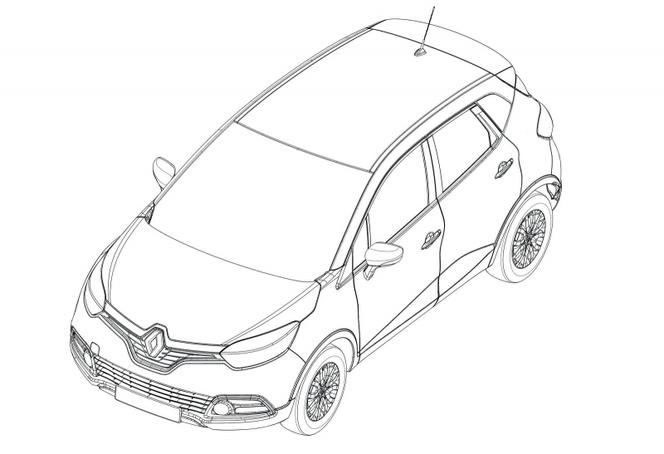 Le futur Renault Captur ? Pas sûr
