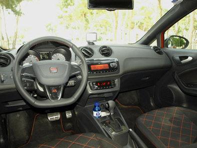 Essai - Seat Ibiza Cupra : muy nervosa