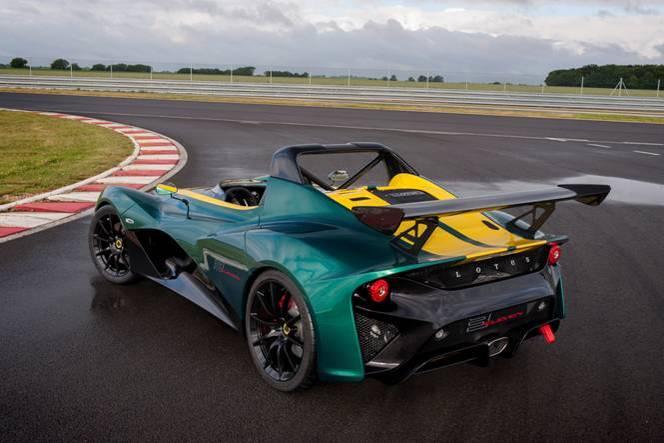 Goodwood : voici la 3-Eleven, la Lotus la plus rapide jamais produite