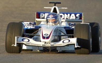 Formule 1 BMW: Zanardi l'a fait