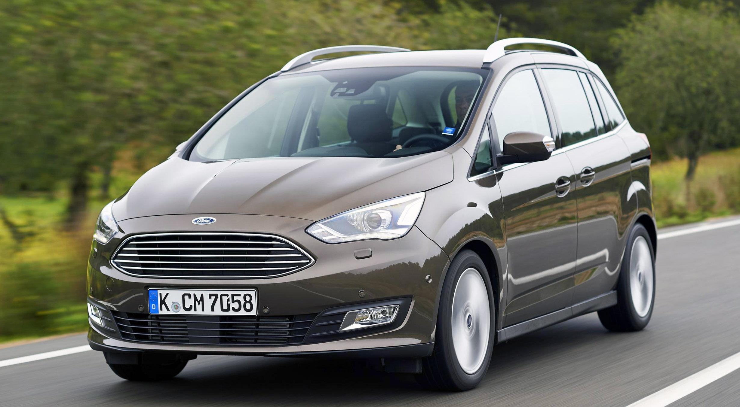 Ford Focus C Max Grand >> Ford C-Max : lequel choisir