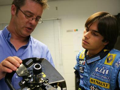 F1: Piquet vs Fisichella, round 3