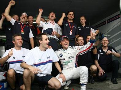 WTCC 2006: Priaulx, Mr Touring Cars