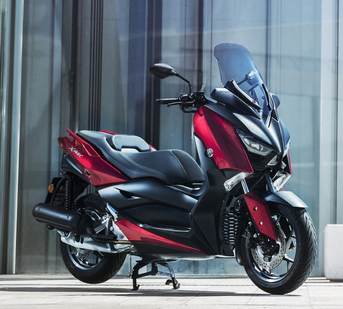 Essai Yamaha X-Max 125 2018 : sérieuse menace pour le Forza