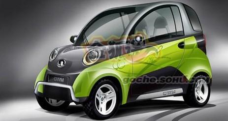 Salon de Pékin 2008/Great Wall Motor : un concept-car électrique