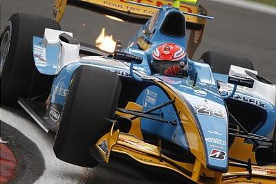 GP2 - Nelson Panciatici: Le calvaire s'est poursuivi en qualification