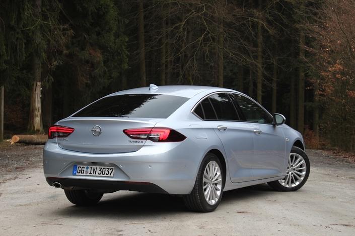 "L'Opel Insignia Grand Sport arrive en concession : la dernière ""vraie"" Opel"