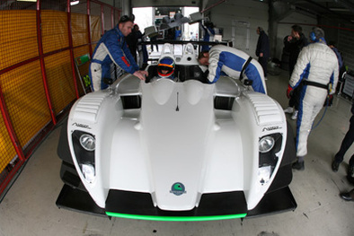 LMP2: La nouvelle Pescarolo en piste