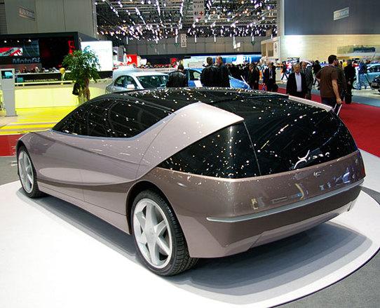 Salon de Genève 2008 : Concept Hidra de Fioravanti