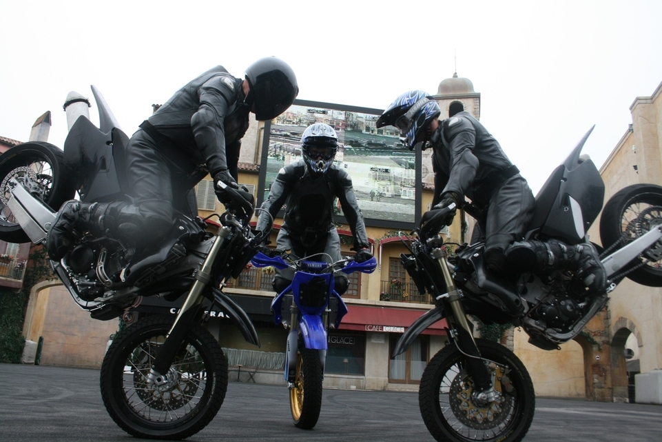 Reportage Moteur Action Stunt Show Spectacular : Une machine bien huilée