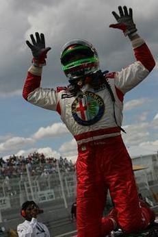 WTCC 2006 Alfa Romeo: Mamie fait de la résistance