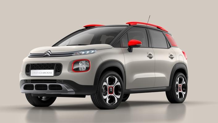 C3 Aircross: Citroën se félicite déjà d'un bon début des ventes