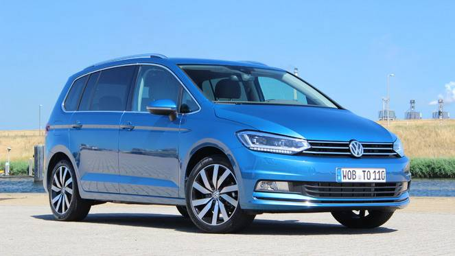 Essai vidéo - Volkswagen Touran : pas loin du sans-faute